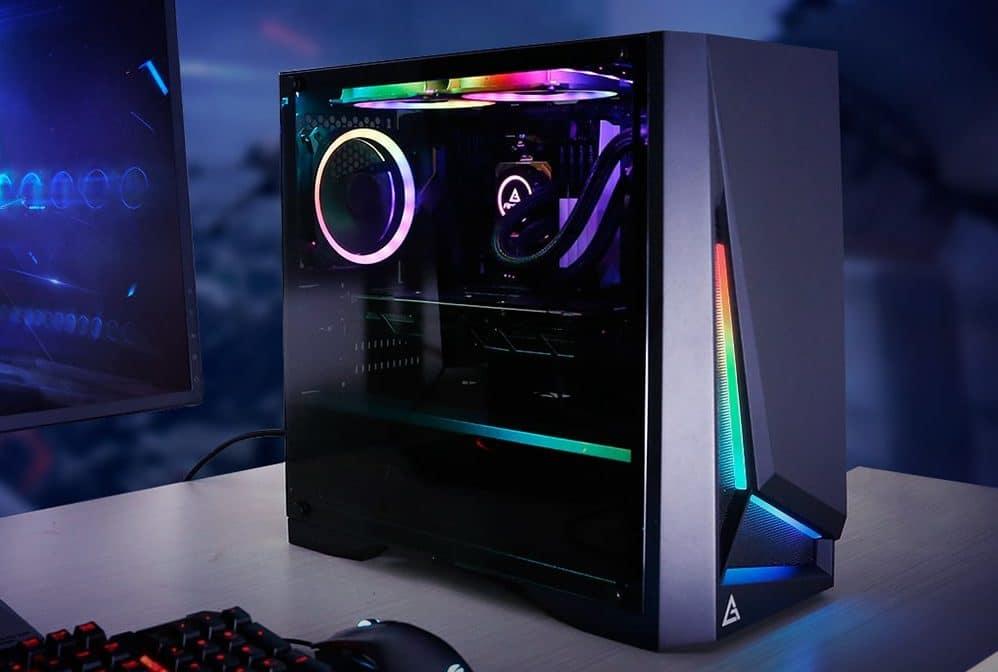 Tour ordinateur antec dp301m noir